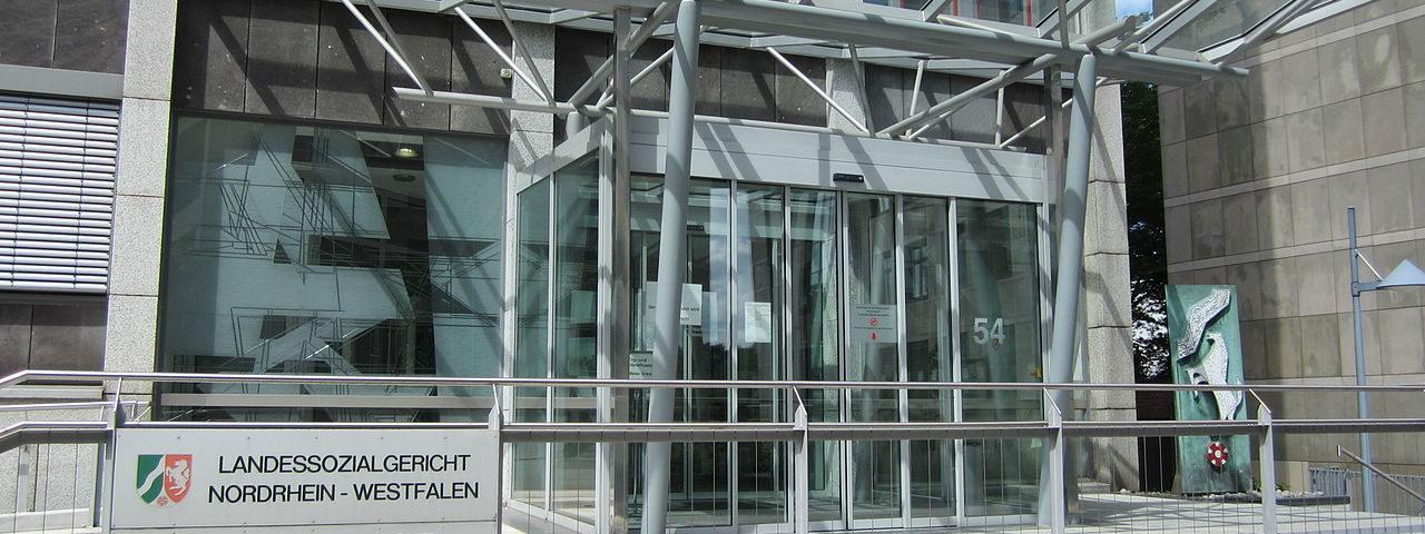 Landessozialgericht NRW Essen